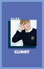 CLINGY. / 2JAE by jiminightly