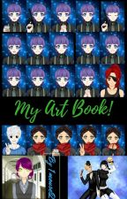 My Art Book! by 1mouse2