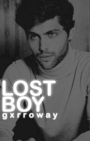 Lost Boy » Alec Lightwood by gxrroway