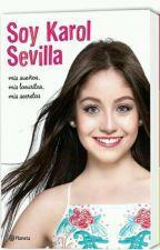 Soy Karol Sevilla  by KarolSevilla--