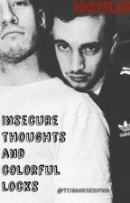 Insecure Thoughts and Colorful Locks by TyJoAndJishuwa