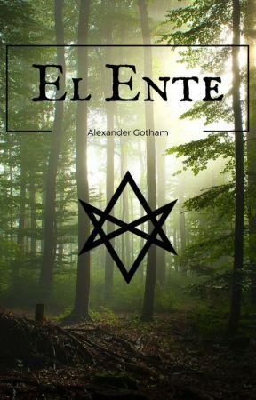 El Ente by AlexanderGotham