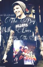 The Boy who lives on the streets AU. (Larry Stylinson punk, punk Louis) by LarryALways123