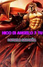 Nico Di Angelo Y Tu by daniela132001