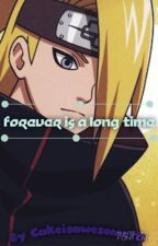 Forever is a long time ≫ Deidara by bangtantrash_1