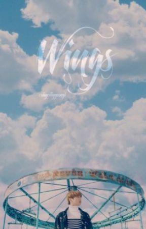 • wings • jikook by slayedbyyoongi