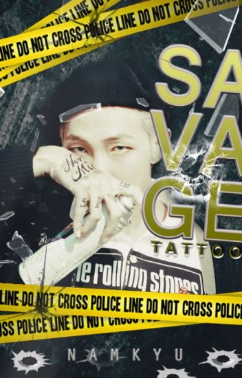 Savage Tattoo ☢ Namjoon