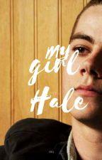 My Girl Hale/ Stiles Stilinski by ojoscolorpopo