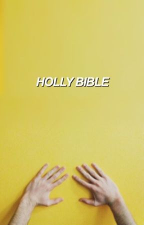 HOLLY BIBLE by GAYSPACES