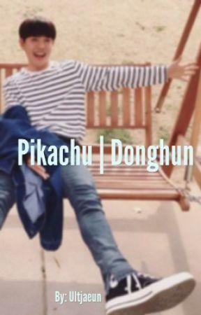 Pikachu | Donghun by donqhun