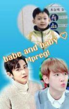 Babe And Baby by kayzinmyomyint