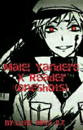 Yandere Boyfriend X Reader Oneshot