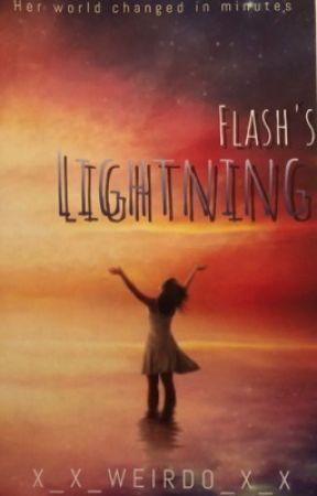 Flash's Lightning by x_x_weirdo_x_x