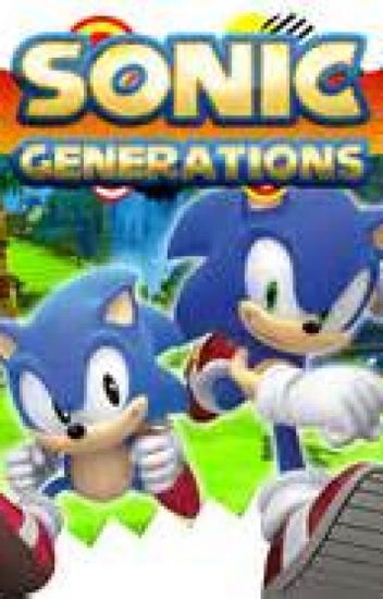 Sonic Generations: with 2 secret past adventure experience
