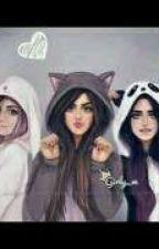(( ثلاث بنات في مدرست اولاد )) by asya6670