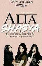 Alia Shasya[SU] by IAmSYU