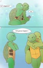 Tmnt Love Square  by TwoGirlsOneAccount24