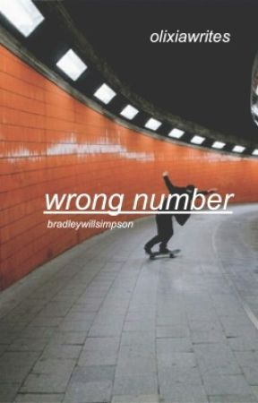 Wrong Number    bws by olixiawrites
