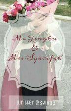 Mr Tengku & Mrs Syarifah by syihae