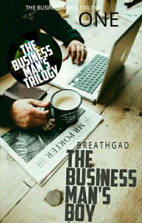 The Businessman's Boy (Mpreg)  by Breath_GAD