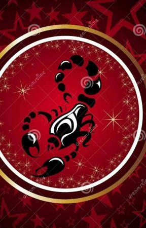 Zodiac sign SCORPIO by myaura