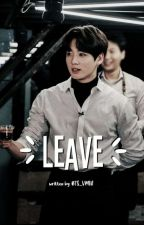 leave || j. jk by BTS_VMIN