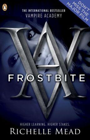 Frostbite. Richelle Mead by LexiBranson9