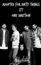 adopted for dirty things ft. one direction {DUTCH}  [ON HOLD] by directionernoukie