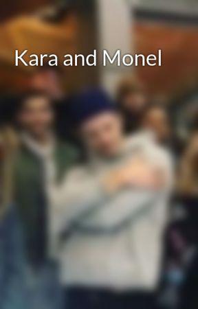 Kara and Monel  by Kara_Danvers_Zorel