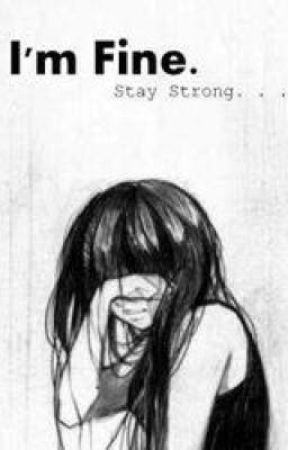 I'm fine... (Dear Bully Story) by TheG0ldenK00kie