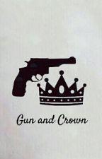 Gun and Crown by gaillegrey24