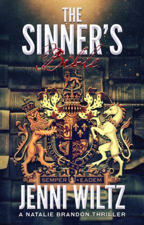 The Sinner's Bible by JenniWiltz