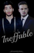 Ineffable    ziam au by _sincerelyJess_