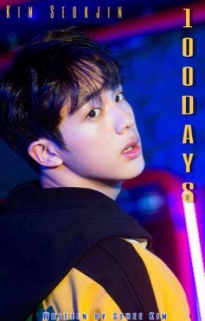 100 Days | Kim Seokjin by _BitnaK_
