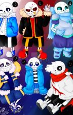 [Undertale] Les Univers Alternatif expliqués by -Canina-