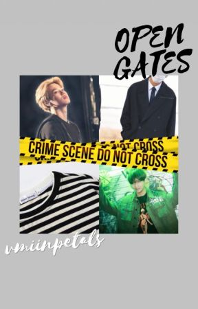 Open gates by tinyheartii