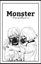 Monster [Charisk] by -PandxMxgic