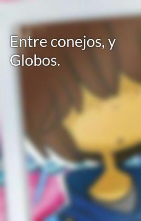 Entre conejos, y Globos. by -ImYuriPlisetsky-