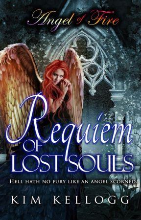 Angel of Fire - Requiem of Lost Souls - Book Two by Somerlea