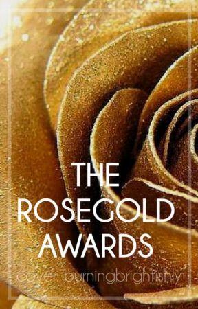 The RoseGold Awards by RoseGoldAwards