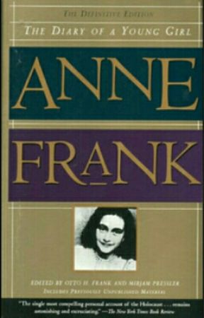 THE DIARY OF A YOUNG GIRL: ANNE FRANK by annefrank13