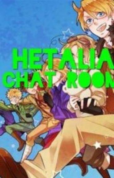 Hetalia Chat Room