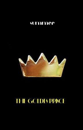 The Golden Prince by gdragontrashno1
