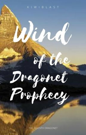Wind of the Dragonet Prophecy by kiwiblast