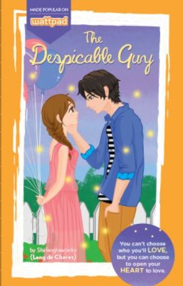 Wattpad Romance Book Covers : The despicable guy book leng anne wattpad