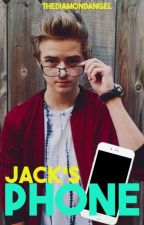 Jack's Phone; Jack Johnson by TheDiamondAngel