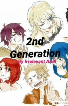 2nd Generation by IrrelevantAriel