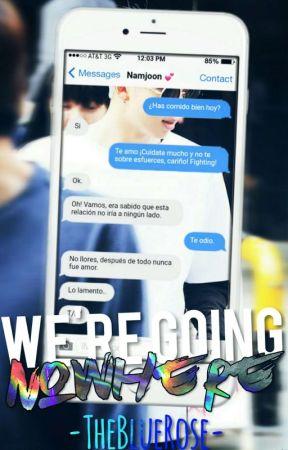 we're going nowhere.-Namjoonxtu. by Creepy_BTS