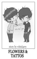 Flowers & Tattos (AU PUNK!LOUIS & FLOWERSCROWN!HARRY) by whtsl4rry