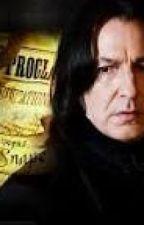 The Symphony Of Severus Snape by symphonyrichmond